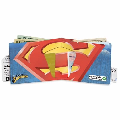 2 pour 1 Mighty wallet Superman in Flight - portefeuille