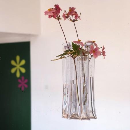 Vase Lola à ventouses