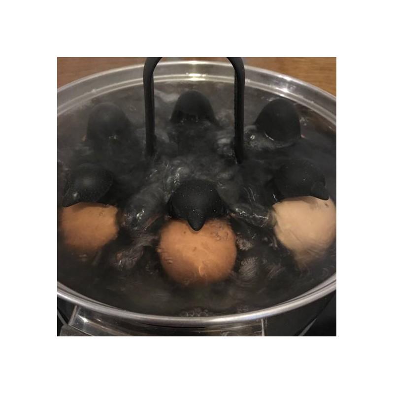 Se faire cuire un œuf