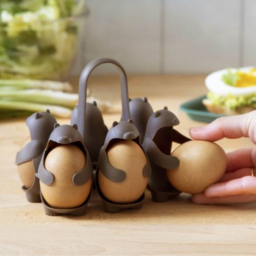 Eggbears - Cuisson des oeuf