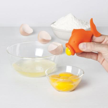 Yolkfish - Pour séparer le blanc du jaune