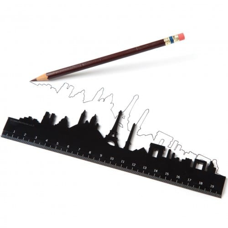 Skyline rulers - règle 20 cm