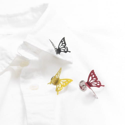 Butterfly - broche papillon