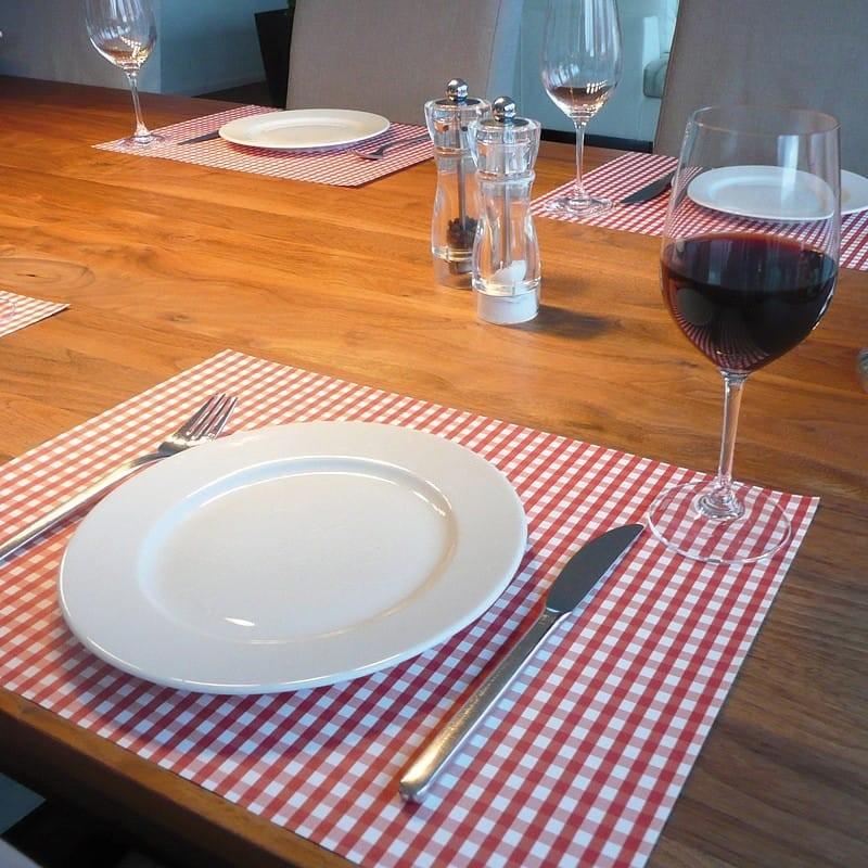 PP Set de table Vichy