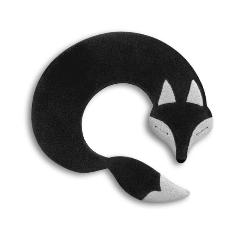 noah the fox le renard bouillotte s che remplie de graine de bl bio. Black Bedroom Furniture Sets. Home Design Ideas