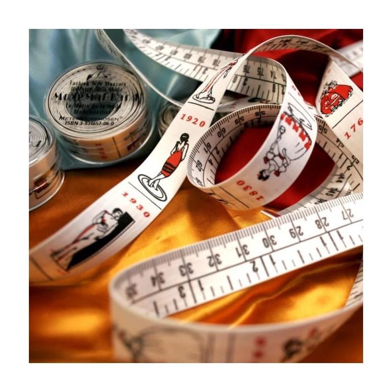 Mètre de la mode - ruban de couturière