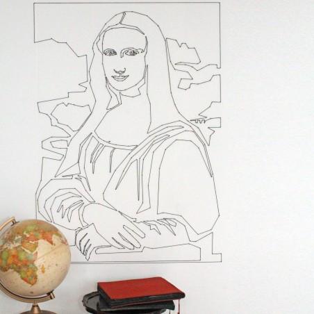 Masterpieces (tableau à fils)