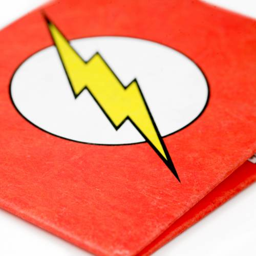 Mighty wallet The Flash - portefeuille