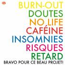 Carte GROU N°17 - Burn out