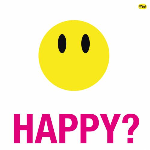 Carte GROU N°19 - Happy?