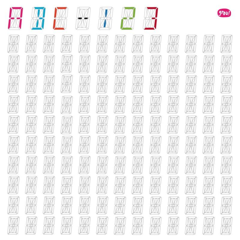 Carte GROU N°25 - ABC...123