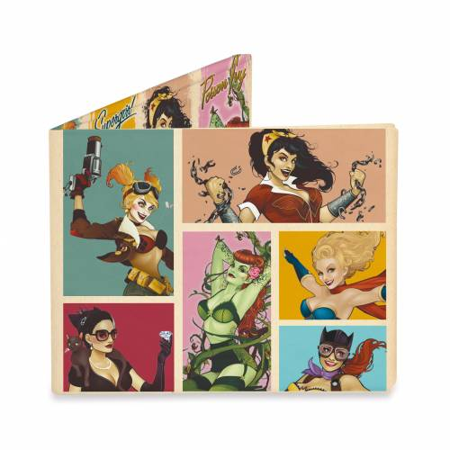 Mighty Wallet Bombshells