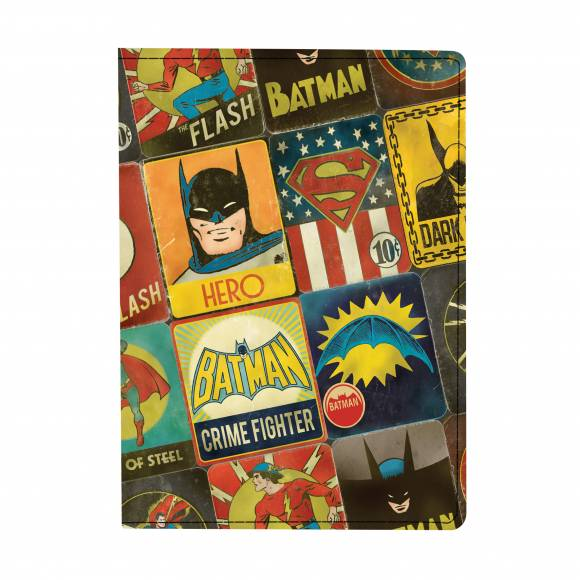 Mighty Passport cover - Justice League