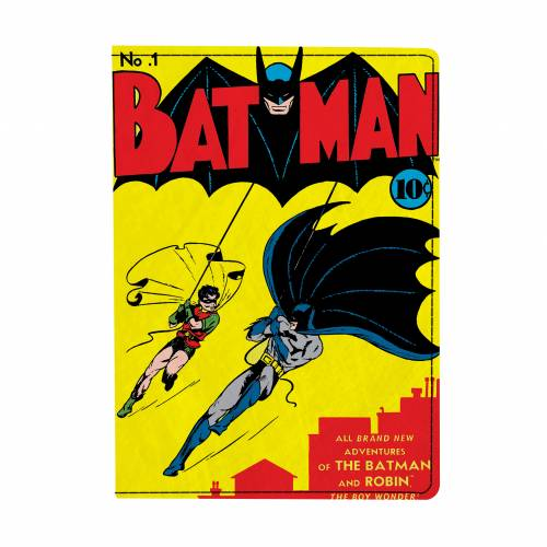Mighty Passport cover - Batman Issue