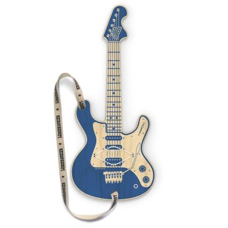 Woodrocker (guitare en bois)
