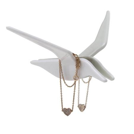 Fly by (oiseau crochet)