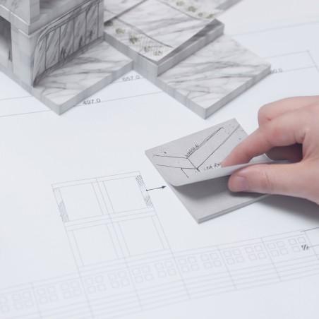 Sticky Block - bloc papier