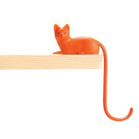 Ginger Cat - crochet d'ordinateur
