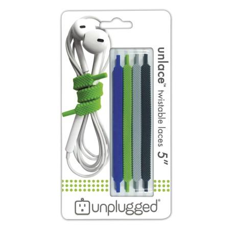 Unlace (serre cable réutilisable)
