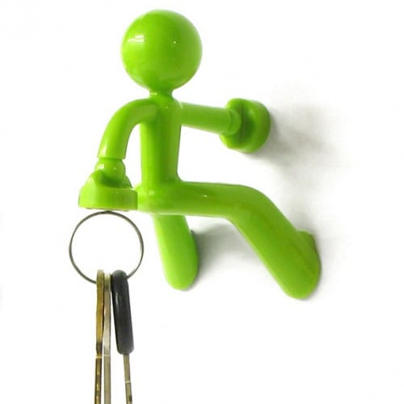 Key Peter Vert - Accroche clés aimanté