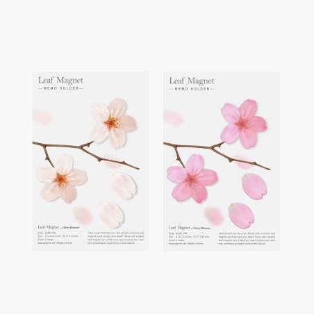Leaf Magnet Cherry Blossom
