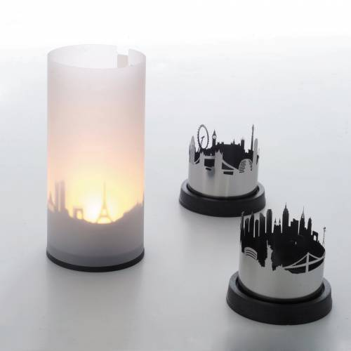 CityLight - photophore skyline