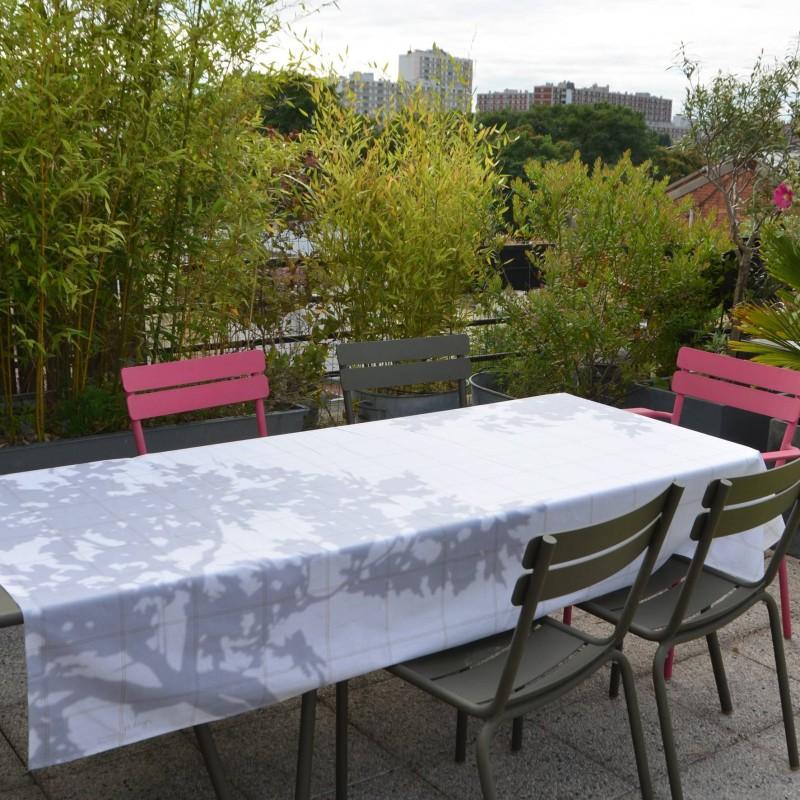 """""""A l'ombre d'un arbre"""" tablecloth"""