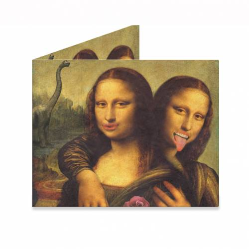 Mighty Wallet Mona Lisa Twins