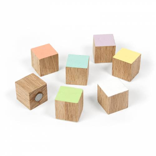 Aimant Timber Cube
