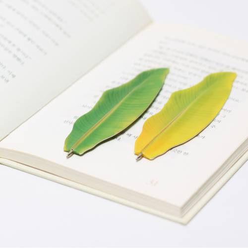 Bookmark Pen Banana - stylo marque page