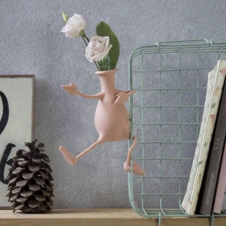 Florino - vase personnage en silicone