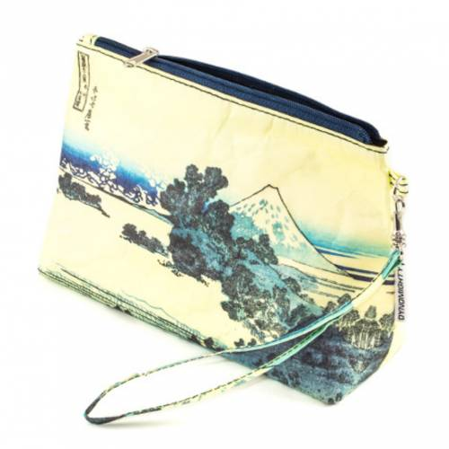Mighty wristlet - Hokusai