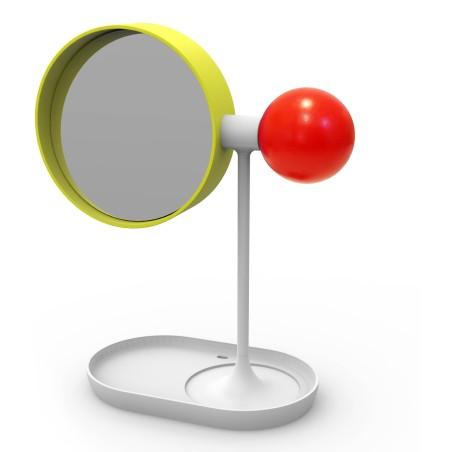 Miroir Ball - Miroir de table très tendence.