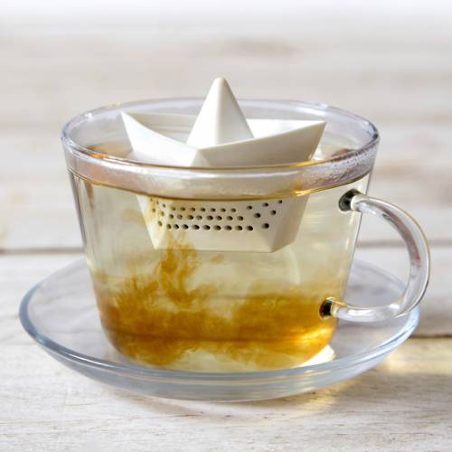 Paper Boat - infuseur de thé