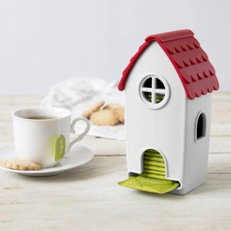 Tea House - boite à sachets de thé