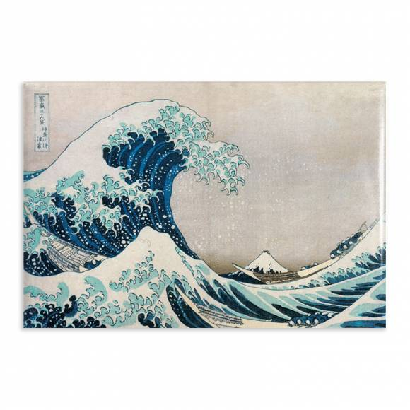 Aimant Gallery d'Art The Great Wave