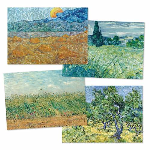 Set de table - Van Gogh