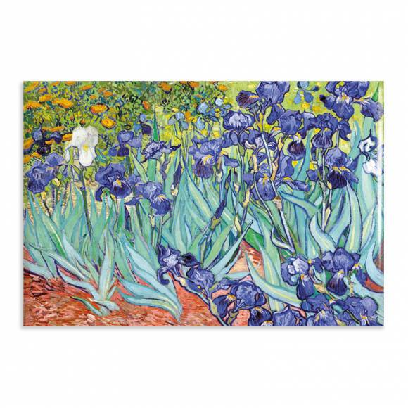 Aimant Gallery d'Art Irises