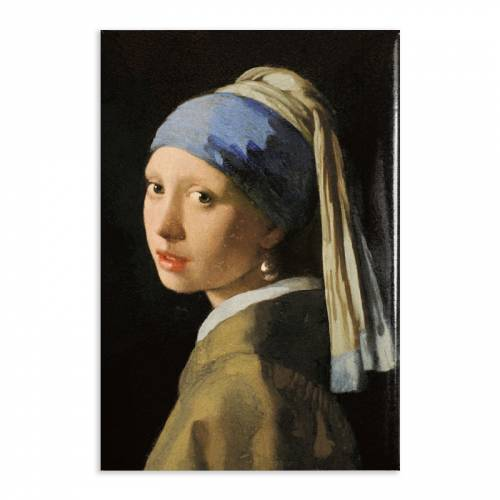 Gallery Magnets Girl With Pearl Earring