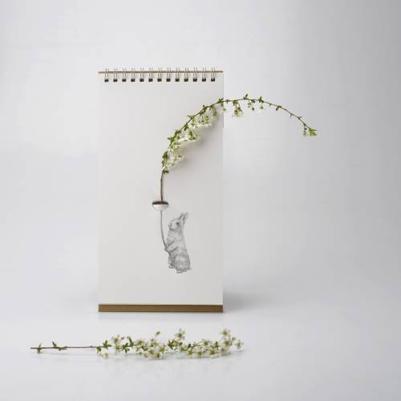 Flip vase (vase papier)