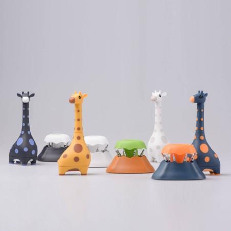 Girafe et son volcan - tournevis de précision