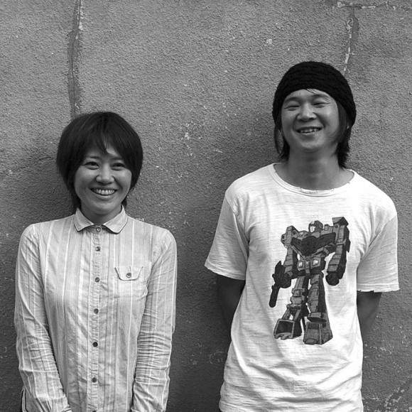 Hiromi Taki et Tomonori Ohata