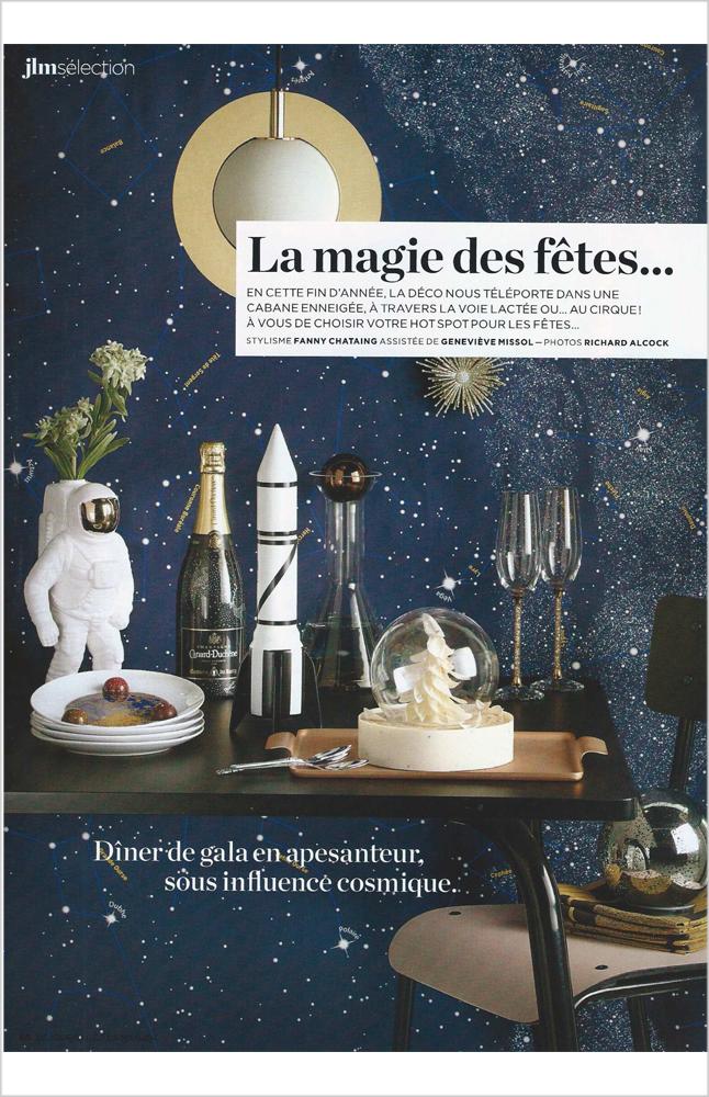 Journal de la maison - Déc 2016 / janvier 2017