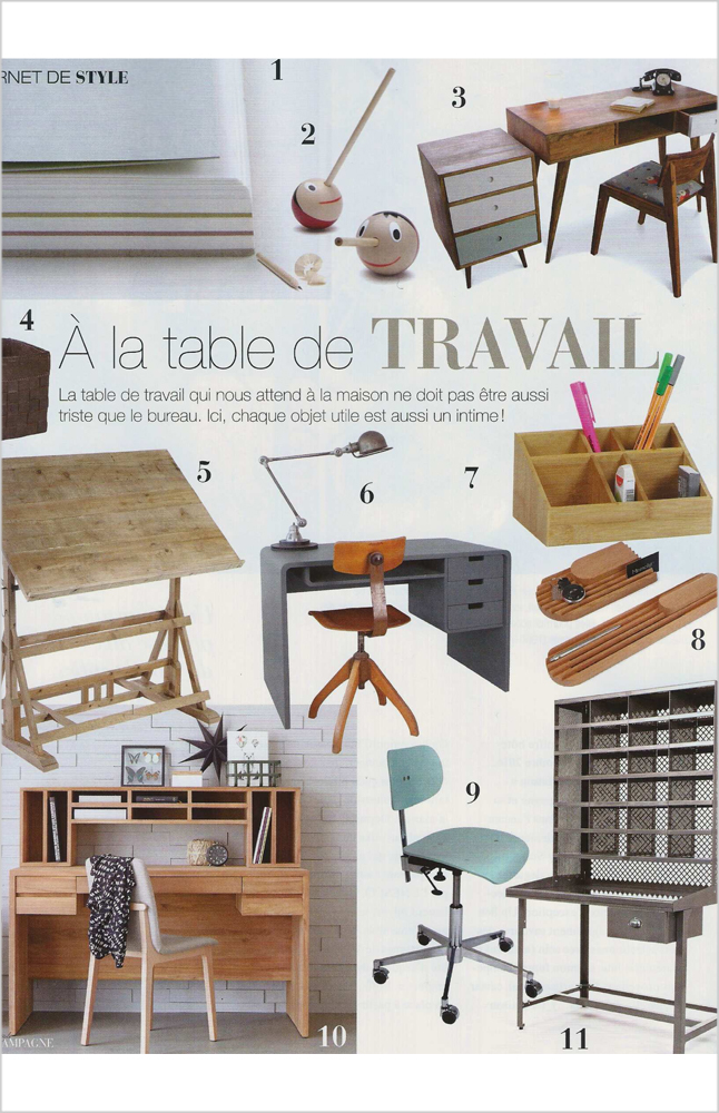 Style Campagne - Mars / Avril 2017