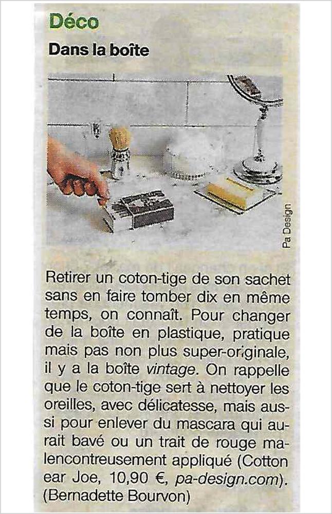 Ouest France - 4 Juin 2017