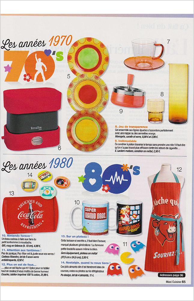 Maxi cuisine - Octobre 2020