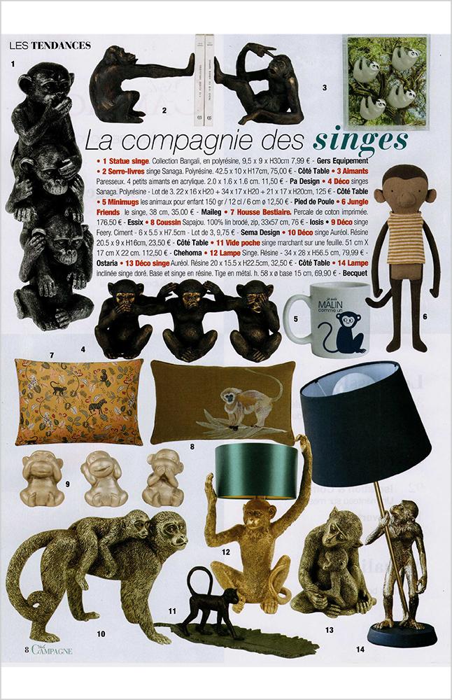 Style Campagne - Septembre / Octobre2021