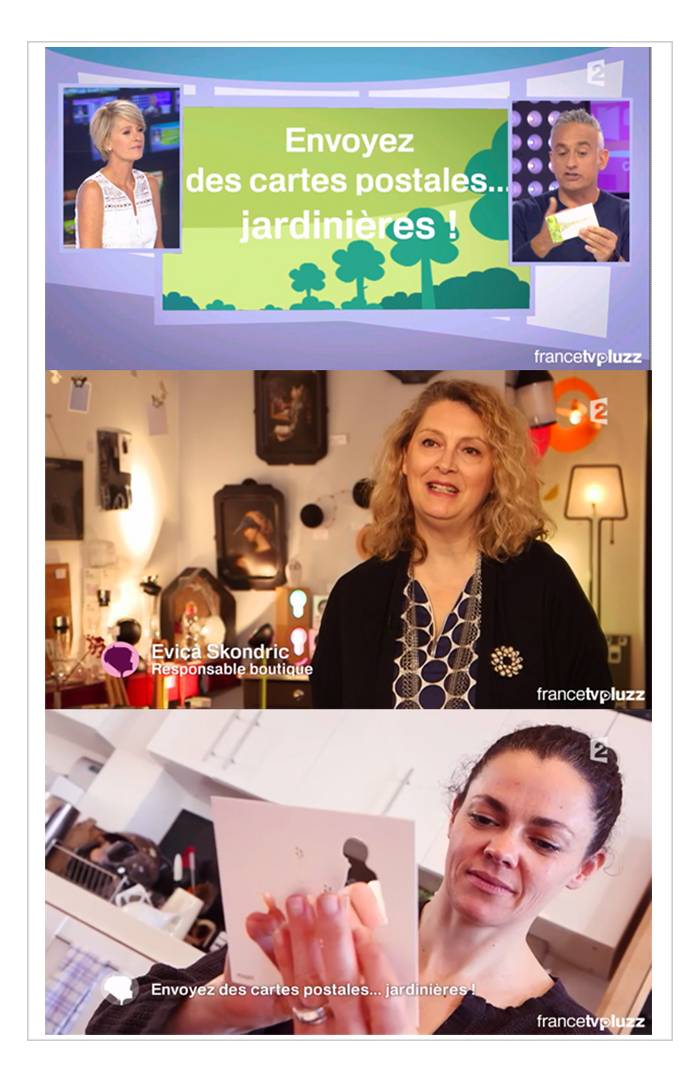 TV A2 - C'est au programme - Philippe Collignon - 26 Mai 2016