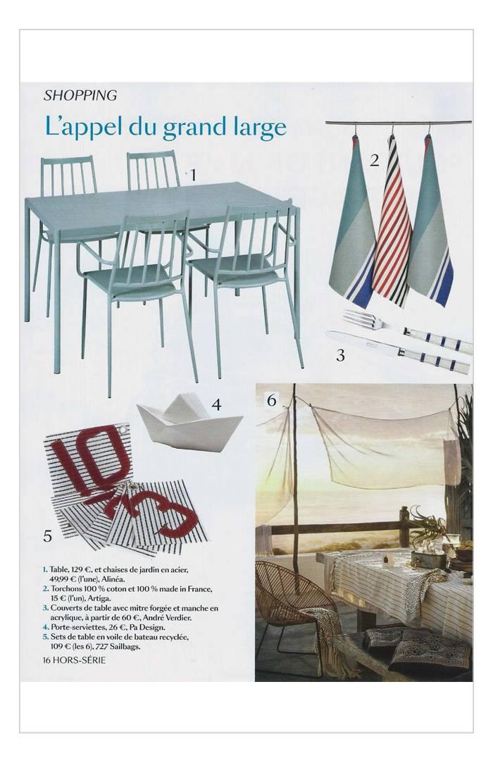 PA Design - Marie Claire Idées - Hors série - Juin 2017
