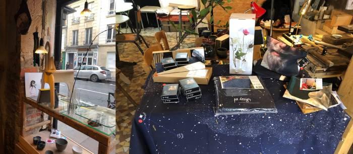 Les objets Pa design chez Boulimos à Caen